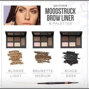 Brow Obsession Palette In brunette
